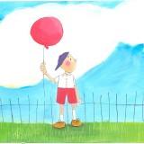 2010 - Con un globo rojo en la mano no me siento solo