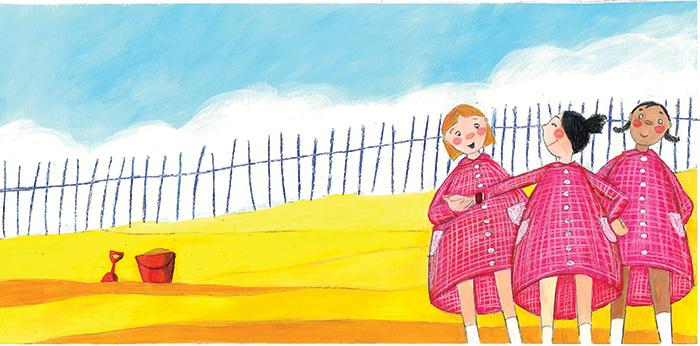 2012 - Mar contó que su mamá le hizo su pulsera con un hilo rojo y mucho amor