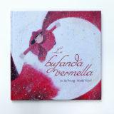 """2012 · Portada del libro """"La bufanda vermella"""""""
